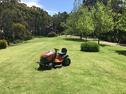 Lawn Mower Hire - Ride on Mower (New)