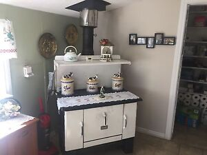 Kitchen wood stove for sale