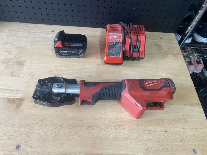 milwaukee m18 force logic cable cutter