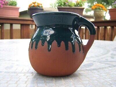 Decorations In Mexico (Jarrito de Barro Decorado / Chorreado Decorated Clay Mug Made in)