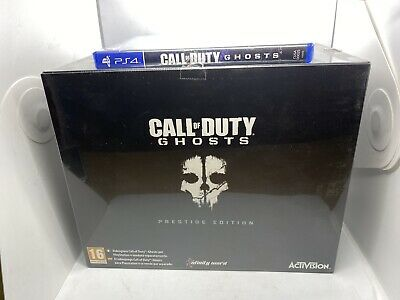 CALL OF DUTY GHOSTS PRESTIGE EDITION PS4 PAL ESPAÑA NUEVO