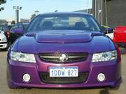2007 Holden Commodore SVZ Automatic Ute Wangara Wanneroo Area Preview