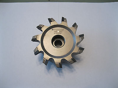Used Ingersoll Gold-quad 5 High Feed Face Mill 5m5p-50r01 - Item 3