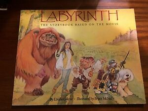 LABYRINTH illustrated book