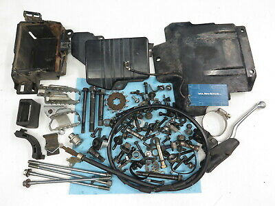 2005-2007 Yamaha TTR125LE TTR125 TTR125L TTR125E OEM Bolt Kit (Stock Hardware)