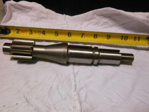 Yale Gear Shaft 620004401  12G145A NEW