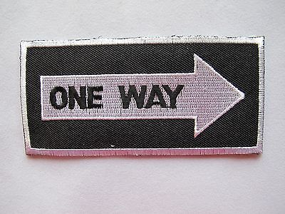 Embroidery Sign - #2348 Traffic Sign