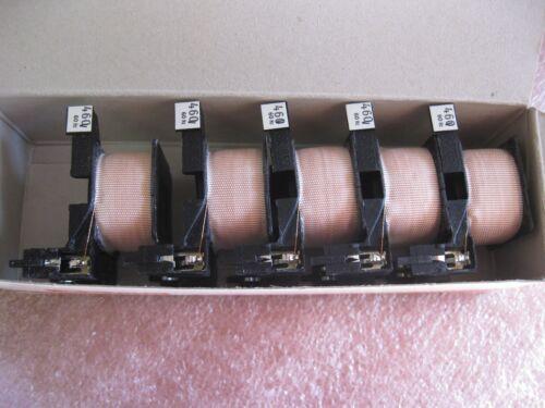 LOVATO BA858-4 COILS-460V-LOT OF (5)-100149
