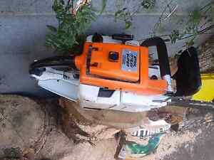 STIHL 076 SUPER CHAINSAW Lindisfarne Clarence Area Preview