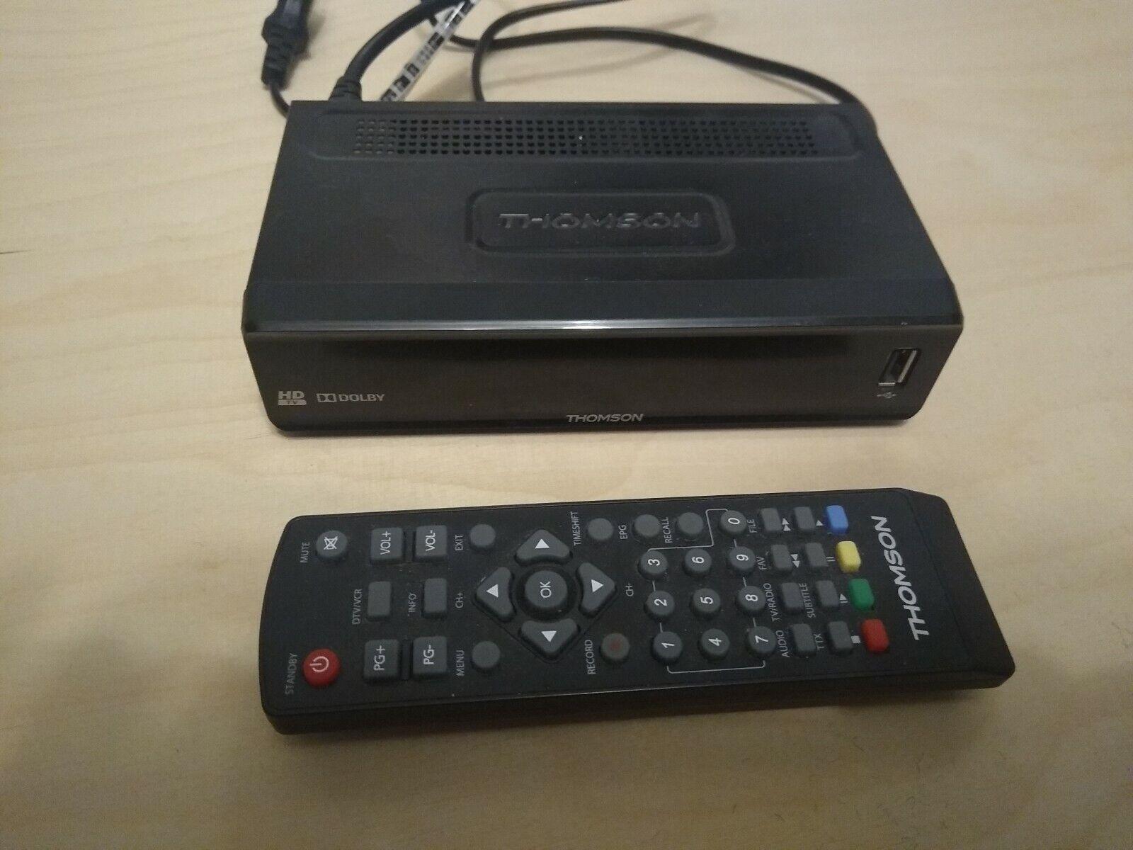 THOMSON DVBC THC300 HD Kabel Receiver