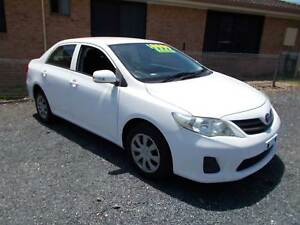 2010 Toyota Corolla Sedan Clunes Lismore Area Preview
