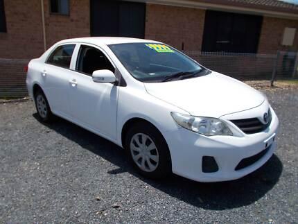 2010 Toyota Corolla Sedan Clunes Lismore Area Preview