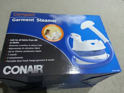 UNWANTED GIFT: Conair Compact Garment Steamer Lane Cove West Lane Cove Area Preview