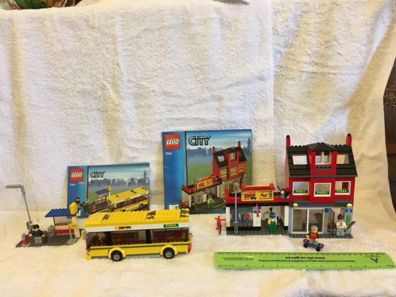 Lego City Corner 7641 Complete Set With Instructions Toys Indoor