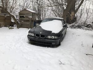 BMW 540i parting out