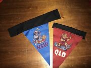 State of Origin Dog Scarf Caravonica Cairns City Preview