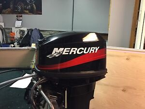 WANTED: 40-50 HP OUTBOARD