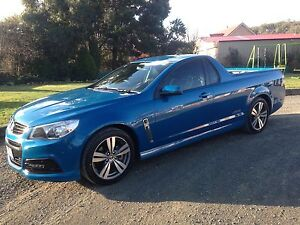 **2013 VF MY14 SS Holden Commodore Ute** Huonville Huon Valley Preview