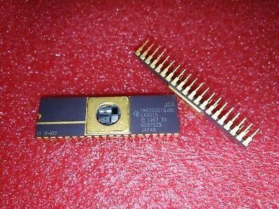 Tms320e15jdl Vintage Ic Mcu Mpu Sbcdip40 X 1pc