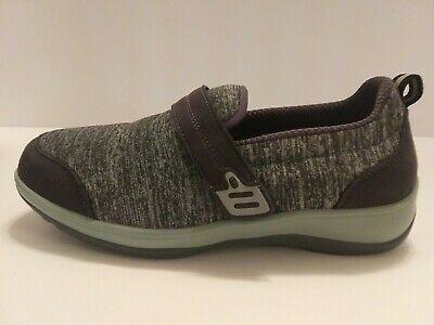 Orthofeet 822 Quincy Women's Stretchable Diabetic Comfort Shoe Size 6D -