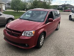 2012 Dodge Caravan RT Edition