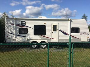 Jayco 27 ft travel trailer
