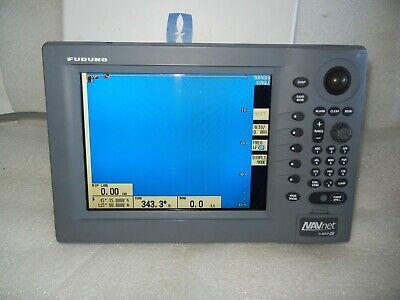Furuno RDP-139 NavNet VX1 GPS Marine Radar Display C-Map NT **LINE ON SCREEN**
