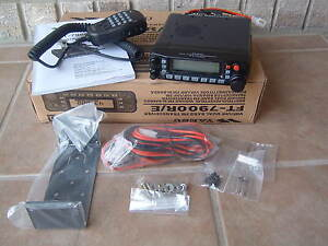 Yaesu FT-7900R/E VHF & UHF Dual Band Mobile Two Way Ham / Amateur Radio NEW