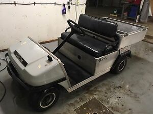 Electric Golf Cart Utility