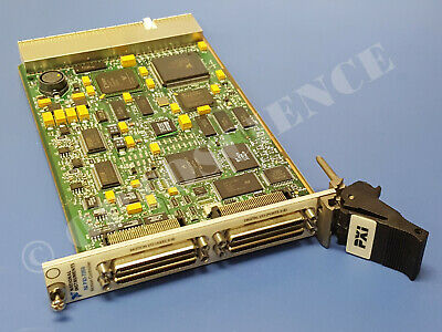National Instruments Pxi-7350 Motion Controller Card 8-axis Stepper Servo