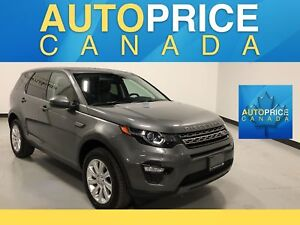 2016 Land Rover Discovery Sport SE NAVIGATION|REAR CAM|LEATHER