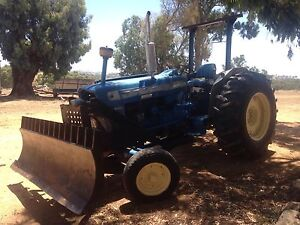Ford 5000 Tractor Binalong Yass Valley Preview