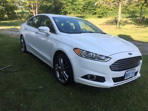 2014 FORD FUSION AWD TITANIUM EDITION