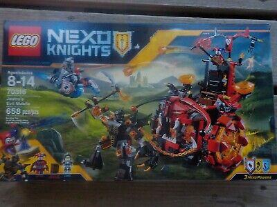 LEGO Nexo Knights Jestro's Evil Mobile ( 70316 ) ( NISB )