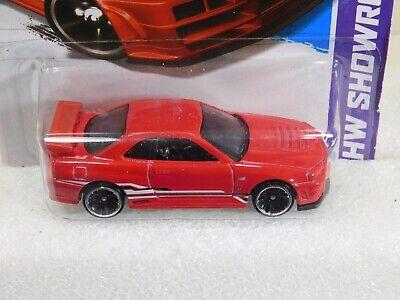 Hot Wheels 2013 Nissan Skyline GT-R (R34) #158/250