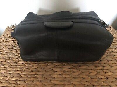 Hidesign Mens Wash Bag