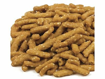 Honey Roasted Sesame Snack Sticks, 2 lbs. ~ YANKEETRADERS ~ FREE SHIPPING