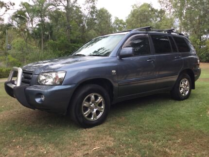 2004 Toyota Kluger SUV Worongary Gold Coast City Preview
