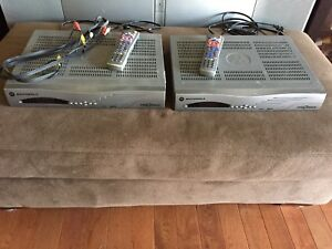 2 Motorola Star Choice Receivers