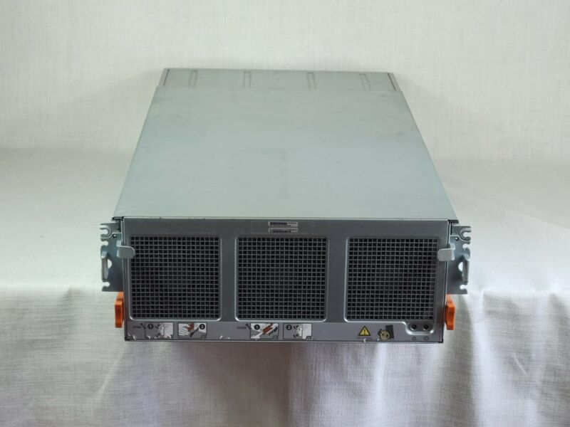 """Data Domain 60-Bay 3.5"""" DS60 Storage Expansion Chassis 100-563-952"""