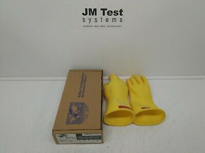 Utility Solutions Rubber Insulating Gloves Usrg-s011yy-9h Br