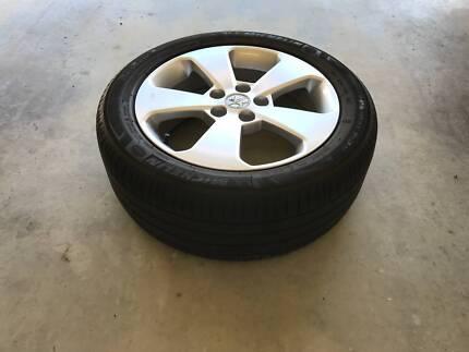 Holden Cruze Mag Wheel