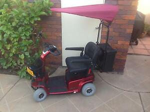 Mobility scooter excellent condition Hollywell Gold Coast North Preview