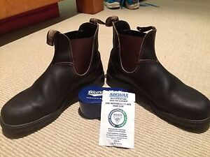 Leather Blundstone Boots Size 7 US (9 AUS) Parrearra Maroochydore Area Preview