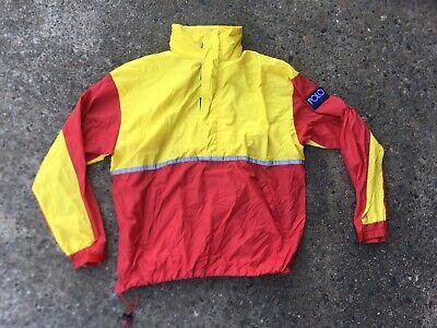 Vintage Polo Ralph Lauren Hi Tech Windbreaker 1992 p wing jacket stadium cp93