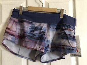 Lululemon speed up shorts