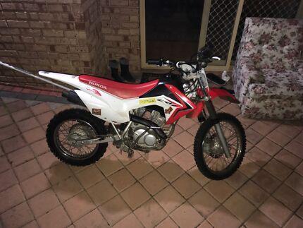 2013 Honda crf 125