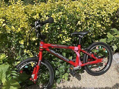 IslaBike Cnoc 16 Red Boy/Girl Kid's Bicycle EXTRAS NW6 LONDON