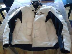 Alpinestars Leather Jacket Size US 32 Euro 48 Brunswick Moreland Area Preview