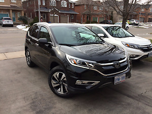 2016 Honda CR-V Touring SUV, *Lease swap